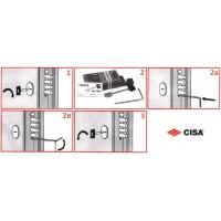 Перекодировка замков Mottura и CISA