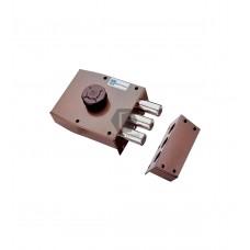 Механический накладной замок Mottura 30401