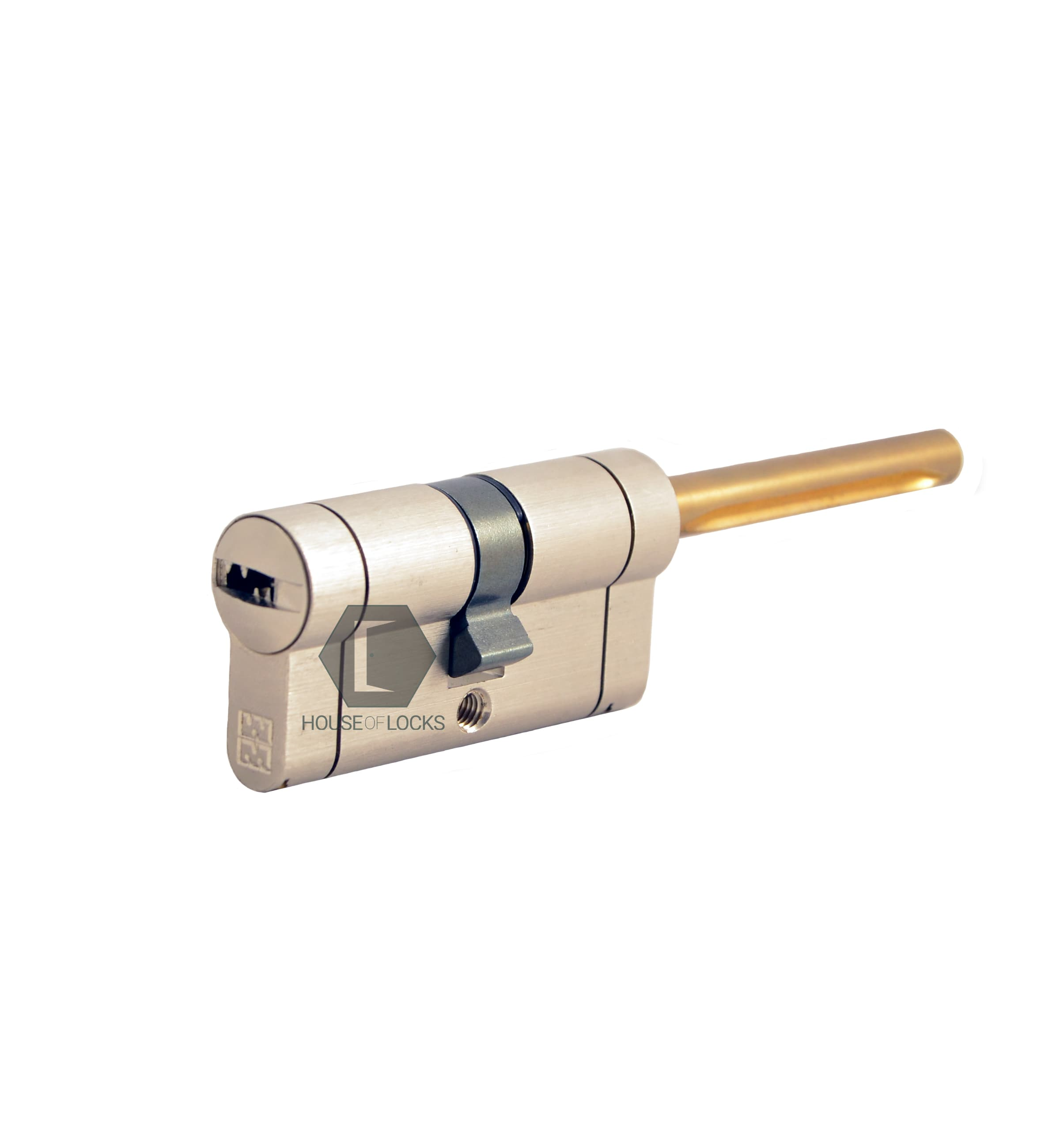 Цилиндр ключ-шток Mottura Champions PRO